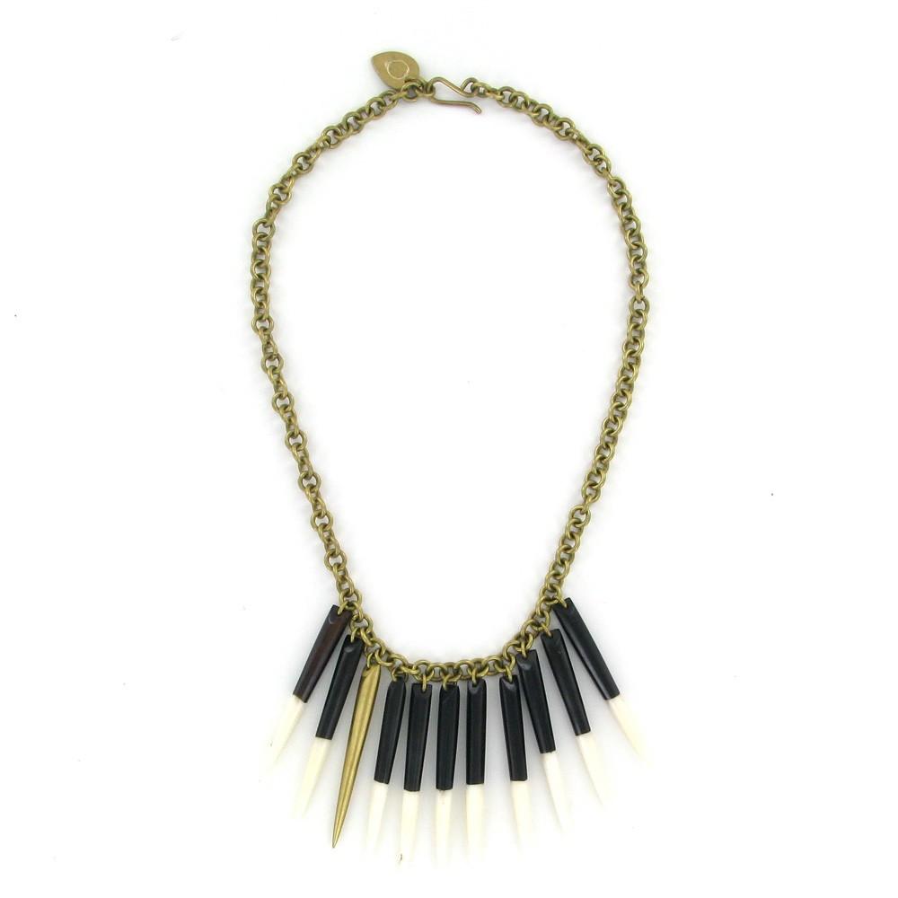 njege necklace - made