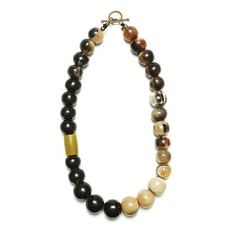 nusu beaded necklace - soko