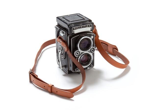 transit issue camera strap - apolis