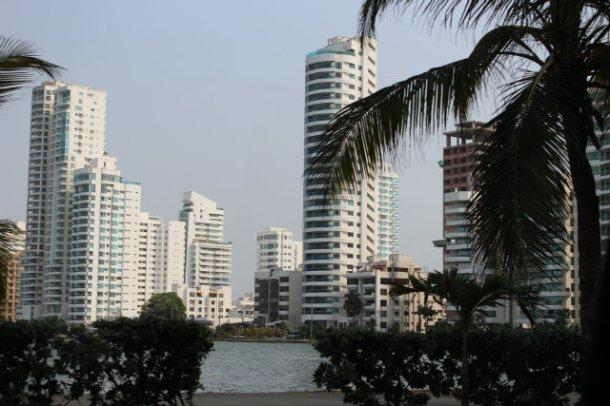 Cartagena Modern City
