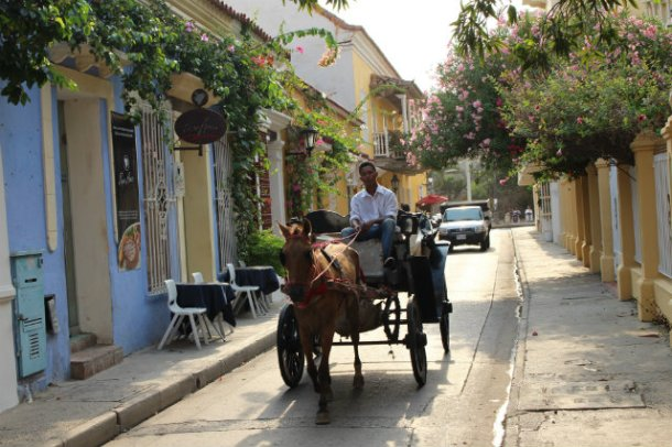 Cartagena Carriage Rides